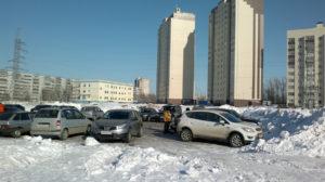 Стоянка Парковка База