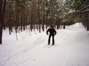 Прокат лыж на Дубравной