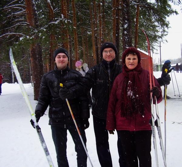 Лыжная база Дубравная